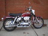 1967 HARLEY XLH SPORTSTER, vintage Harley motorcycles and parts for sale